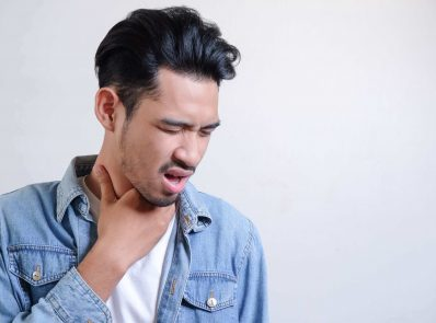 Pharyngitis- Causes, Prevention and Home Remedies of Sore Throat background image