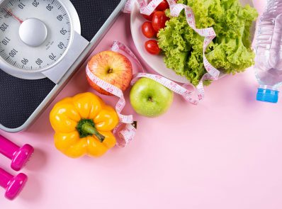 Top Myths On Weight Loss background image