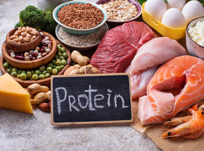 Top 20 Delicious High Protein Foods to Eat & its Benefits background image