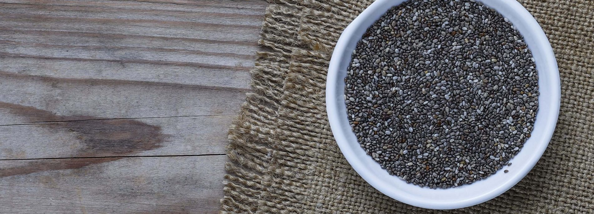 Small but powerful: The health benefits of chia seeds
