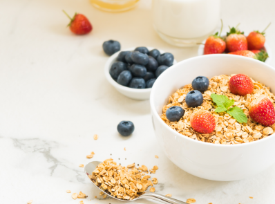 What are the Benefits of Oatmeal? background image