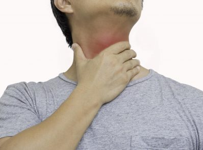 Everything to know about strep throat: Treatment, causes and symptoms background image