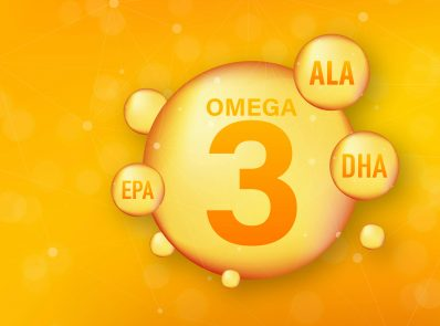 Omega 3 fatty acids: what are they and its uses? background image