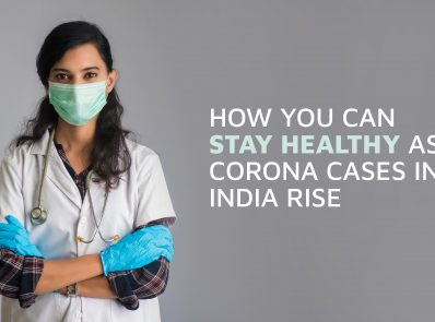 A doctor's view on how you can stay healthy as corona cases in India rise background image