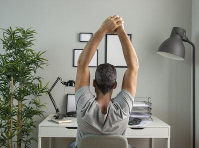Simple Office Exercises: 7 Desk Yoga Poses to Boost Your Productivity!
