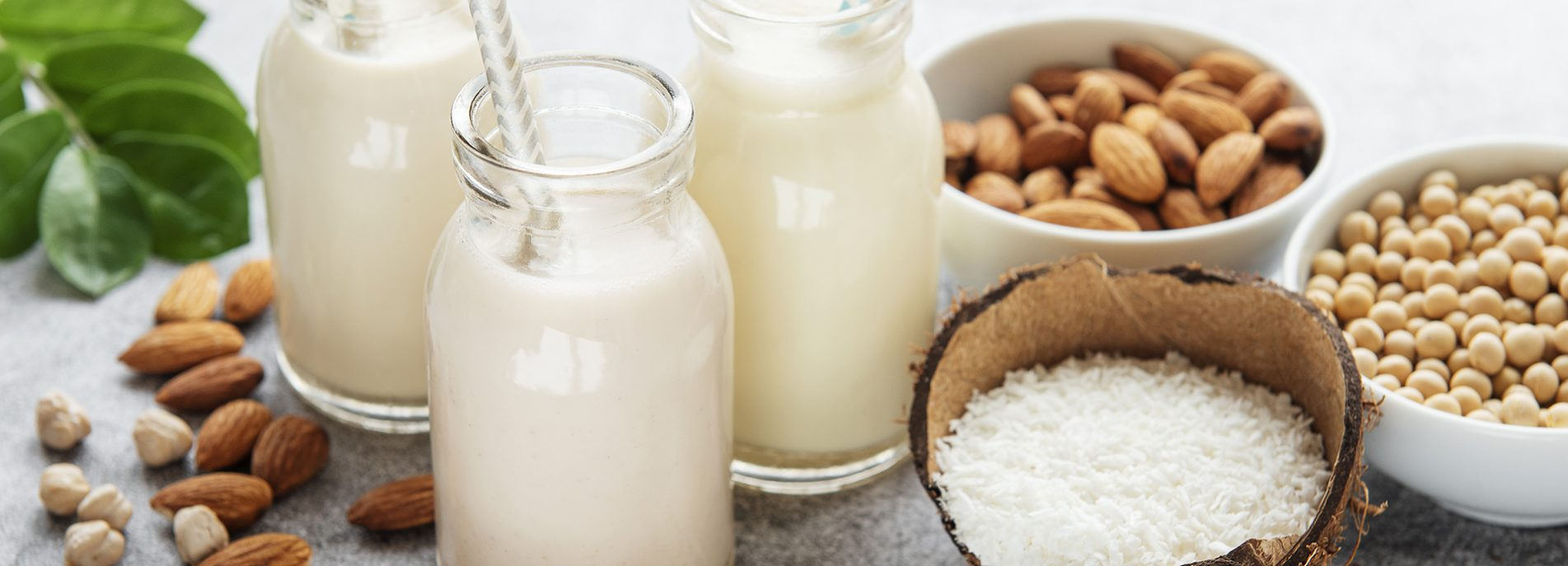 6 Delicious Non-dairy Milks to Include in Your Diet for Good Health!