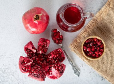 Pomegranate Juice Benefits: How It helps Lower High Blood Pressure Levels?